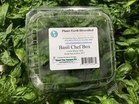 Basil chef box